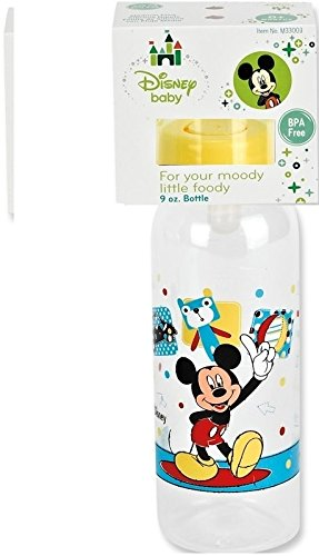 Disney Baby Mickey Baby Bottle