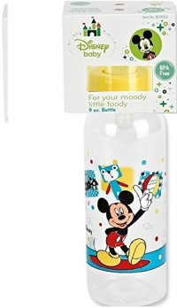 Disney Baby Mickey Baby Bottle - Walmart.com