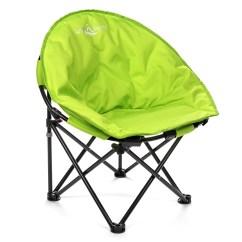 Lucky Bums Camp Chair Seat Pads Moon Kids Adult Indoor Outdoor Comfort Lightweight Durable With Carrying Case Green Medium Walmart Com
