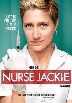 nurse jackie season one dvd