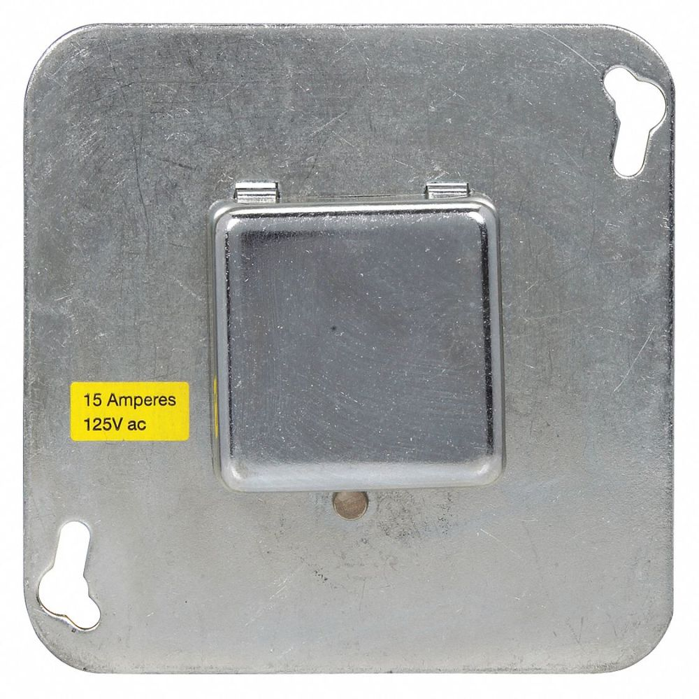 medium resolution of plug fuse box cover unit 4 square box type 15 amps ac 125vac voltage