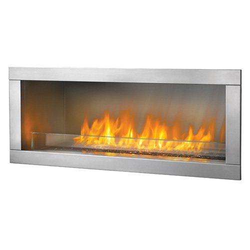 Napoleon Single Sided Linear Outdoor Gas Fireplace Insert
