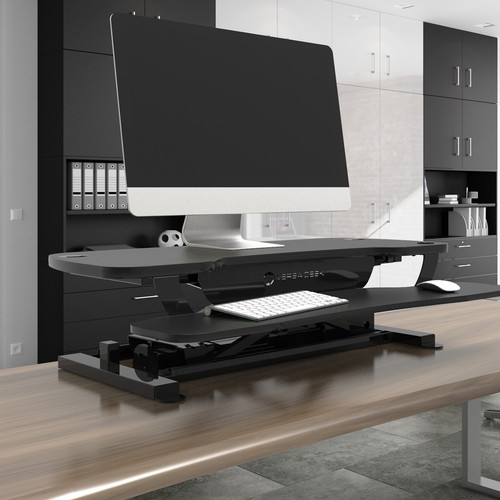 Versa Tables Standing Desk Converter  Walmartcom