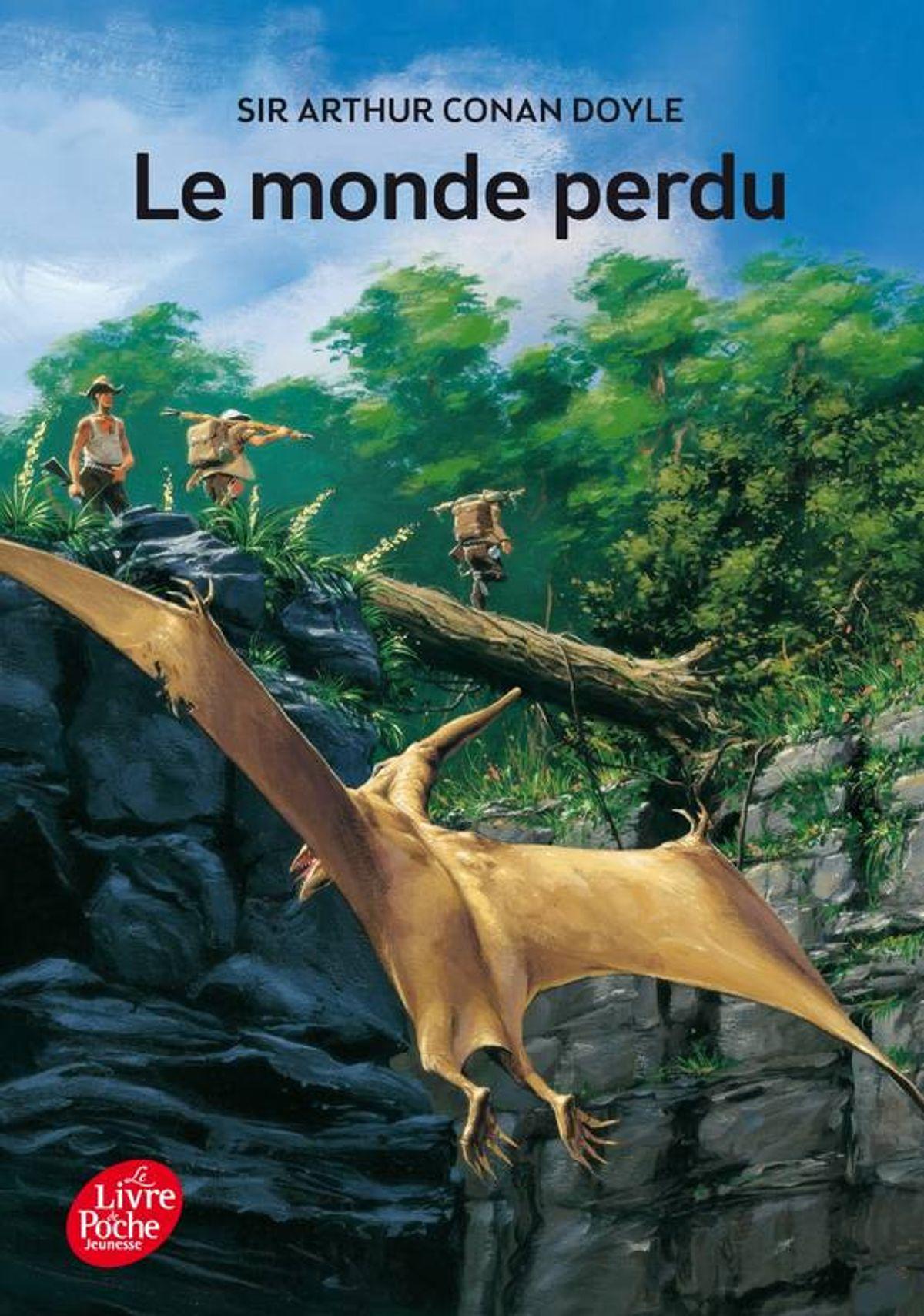 Le Monde Perdu Conan Doyle : monde, perdu, conan, doyle, Monde, Perdu, EBook, Walmart.com