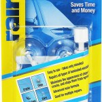 Rain X Windshield Repair Kit Saves Time And Money By Repairing Chips And Cracks Quickly And Easily 600001 Walmart Com Walmart Com