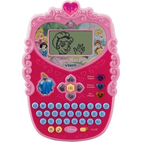 Vtech Disney Princess Magical Learn Go Smartphone