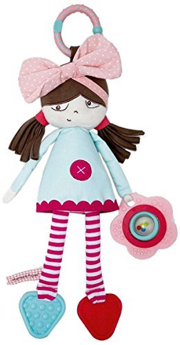 Mamas Papas Plush Toy Rag Doll Polly Walmart