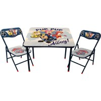 Nickelodeon Paw Patrol Table & Chair Set - Walmart.com