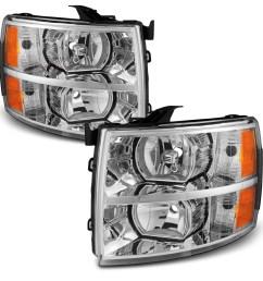 2003 buick regal headlight assembly [ 1500 x 1500 Pixel ]