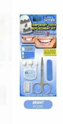 Tooth Repair Kit Walmart : tooth, repair, walmart, Select, Tooth, Temporary, Replacement, Bright, Walmart.com
