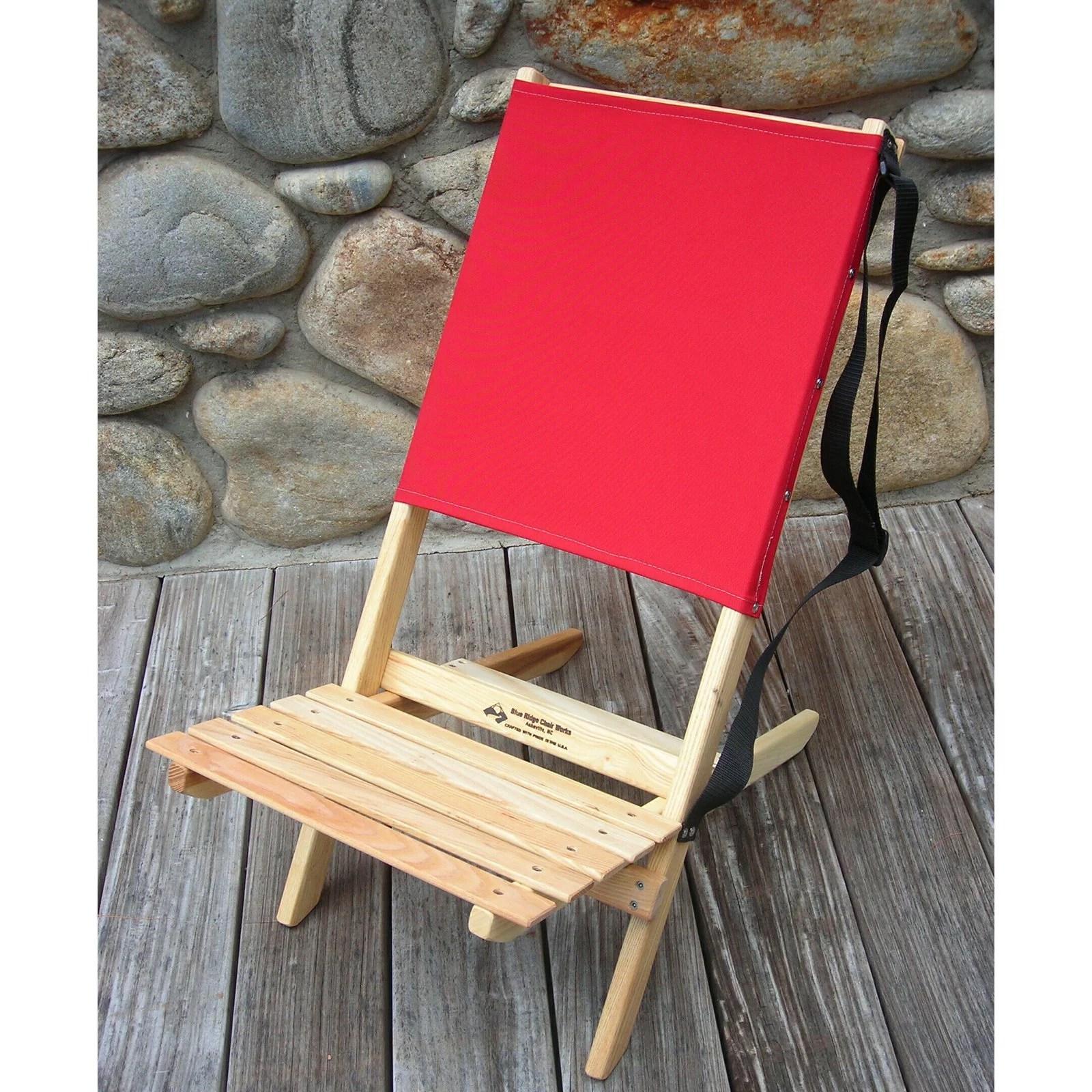 walmart lawn chair steelcase think blue ridge low seat com