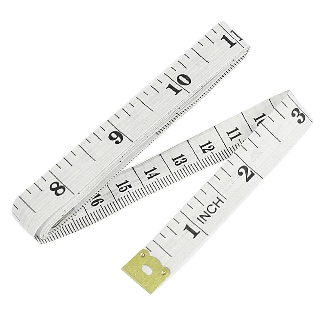 60 Inch Metric Tape Measure Tailor Sewing Cloth Ruler