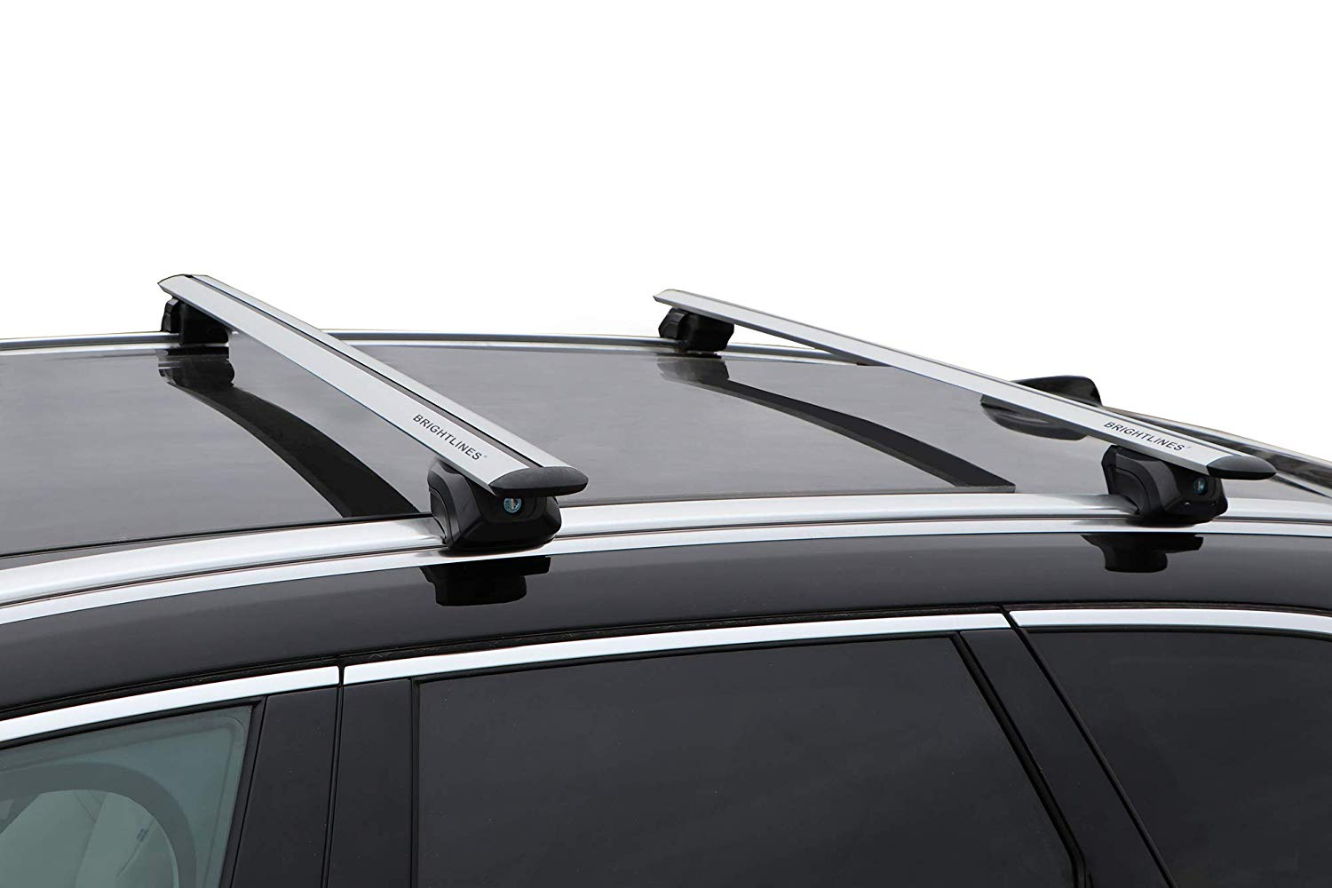 brightlines roof rack crossbars luggage bars replacement for 2009 2021 audi q5
