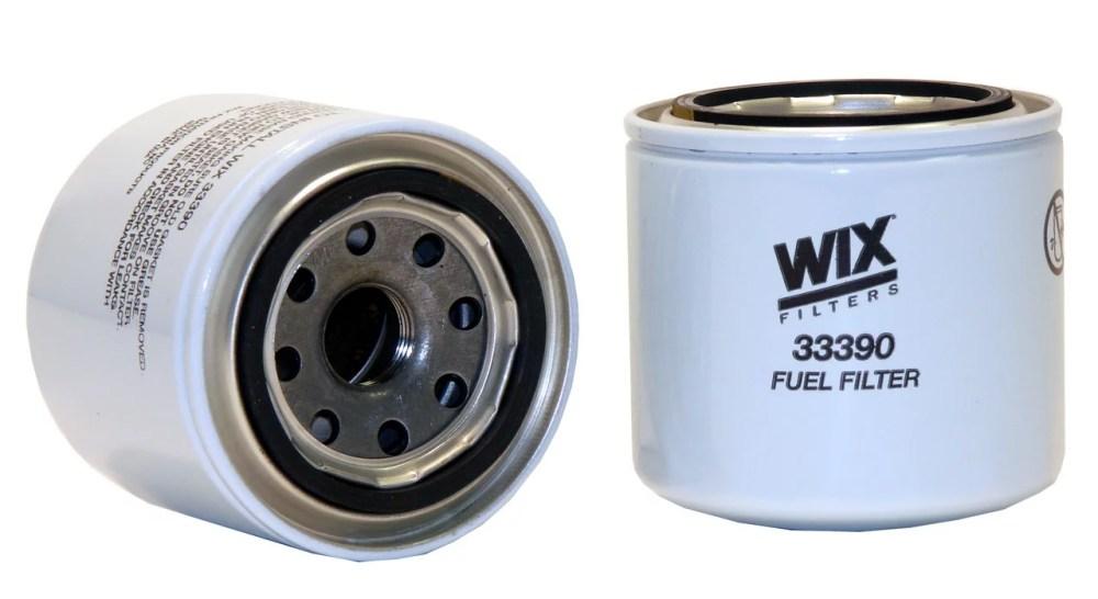 medium resolution of wix racing filters 33390 spin on fuel filter walmart com