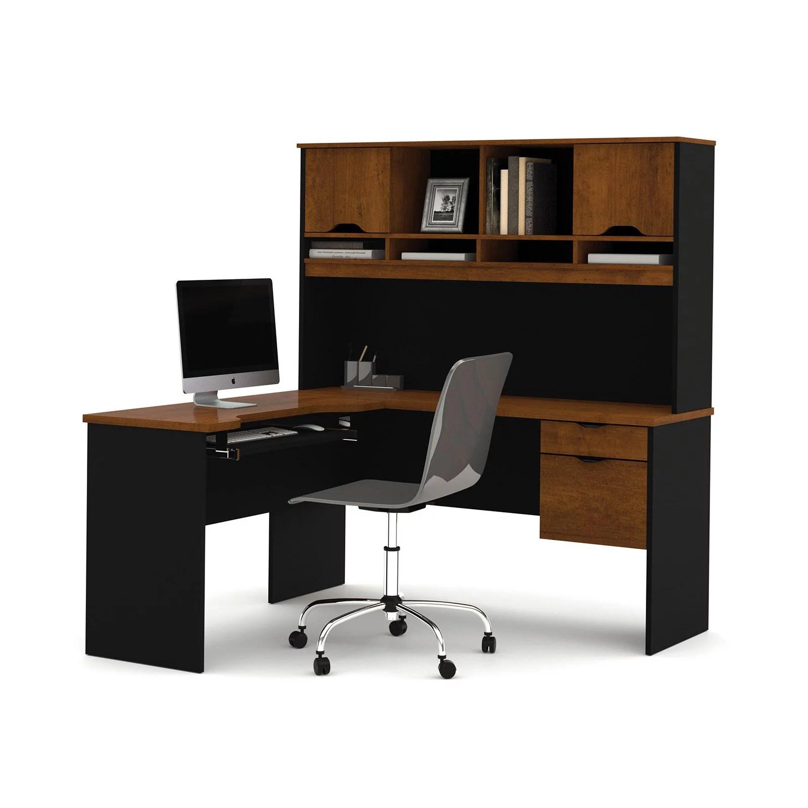 Bestar Innova LShape Computer Desk  Walmartcom