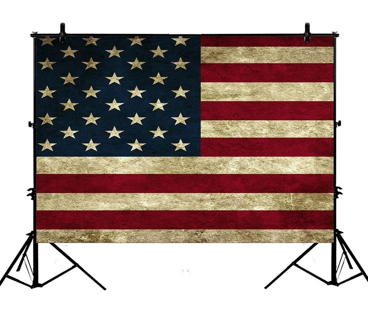 gckg 7x5ft american flag