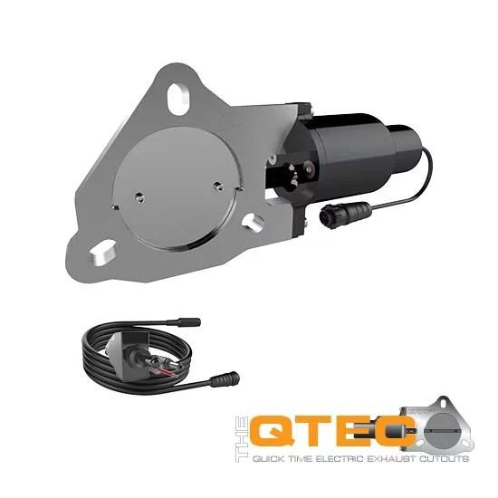qtp qtec30b qtec electric cutout for borla exhaust each walmart com