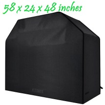Fitnate 58- Gas Grill Cover Waterproof Bbq