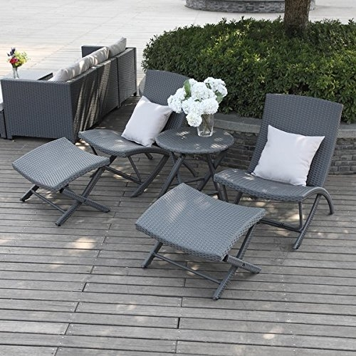 resin patio lounge chairs bonded leather chair and ottoman outdoor wicker 5