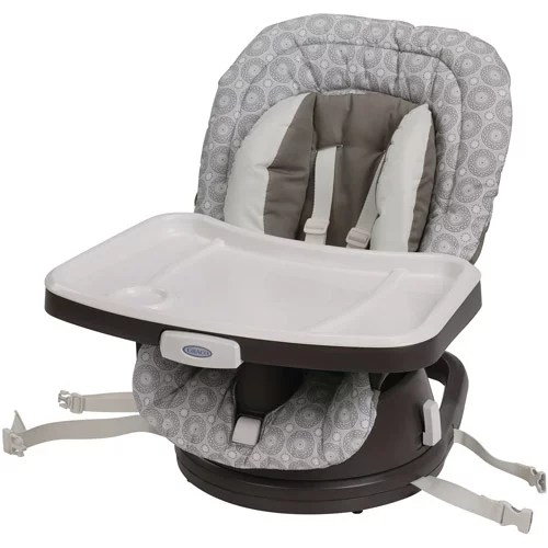 booster seat high chair slipcovers for graco swiviseat 3 in 1 abbington walmart com