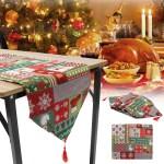 Table Runners Ne Christmas Party Home Decor Buffalo Plaid Table Runner Placemats Cotton Table Home Garden Leyendas Gob Pe