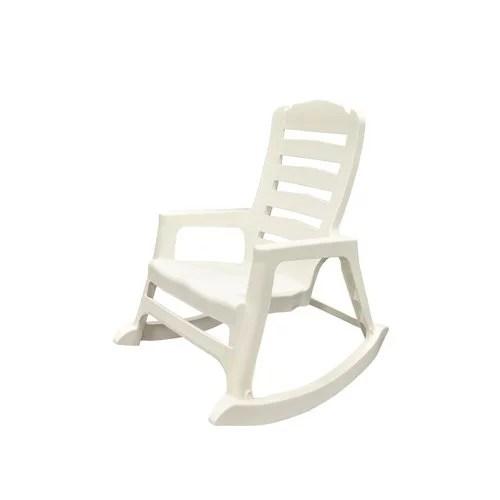 rocking chair white outdoor tolix marais adams manufacturing big easy walmart com