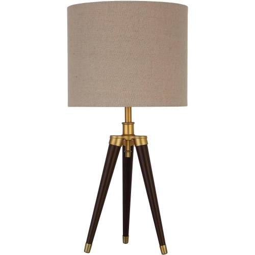 small resolution of better homes and gardens tripod lamp tripod table lamp easy on off switch 22 height 55 9cm mocha finish walmart com