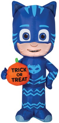 PJ Mask Catboy Trick or Treat Airblown Halloween ...