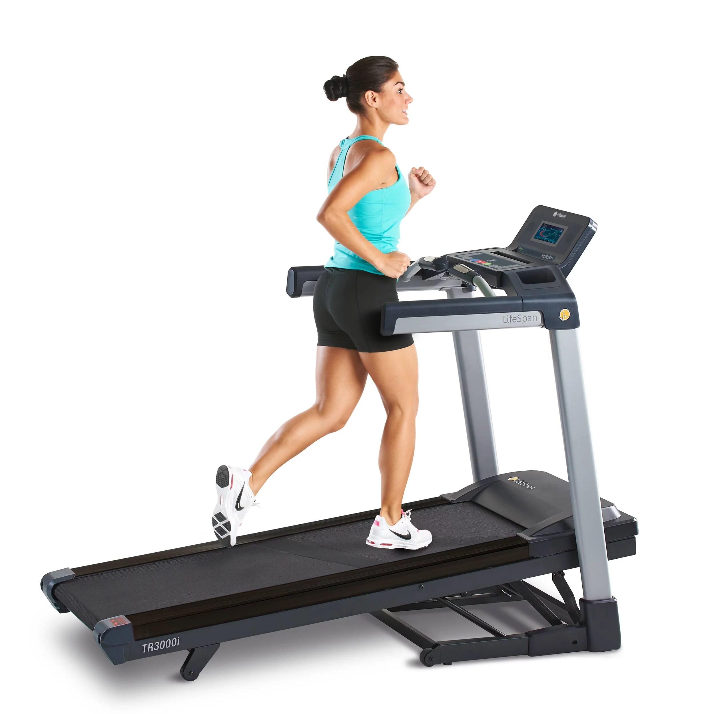 Lifespan Fitness Tr I Touch Folding Treadmill