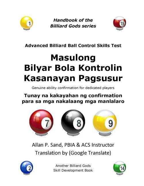 Bola Bilyar : bilyar, Masulong, Bilyar, Kontrolin, Kasanayan, Pagsusur, Tunay, Kakayahan, Confirmation, Nakalaang, Manlalaro, Walmart.com