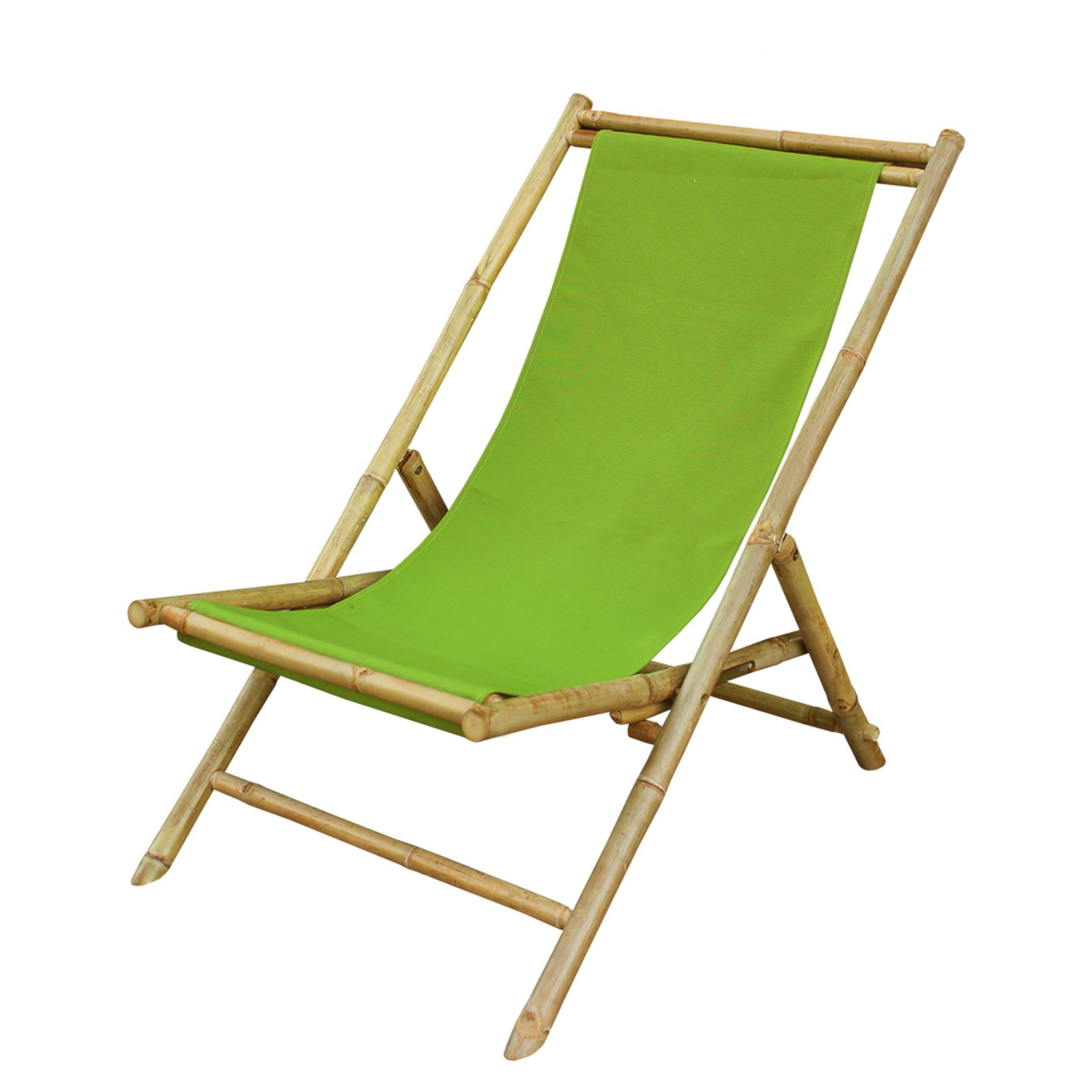 canvas sling chair childrens wooden rocking chairs sale statra folding bamboo relax walmart com