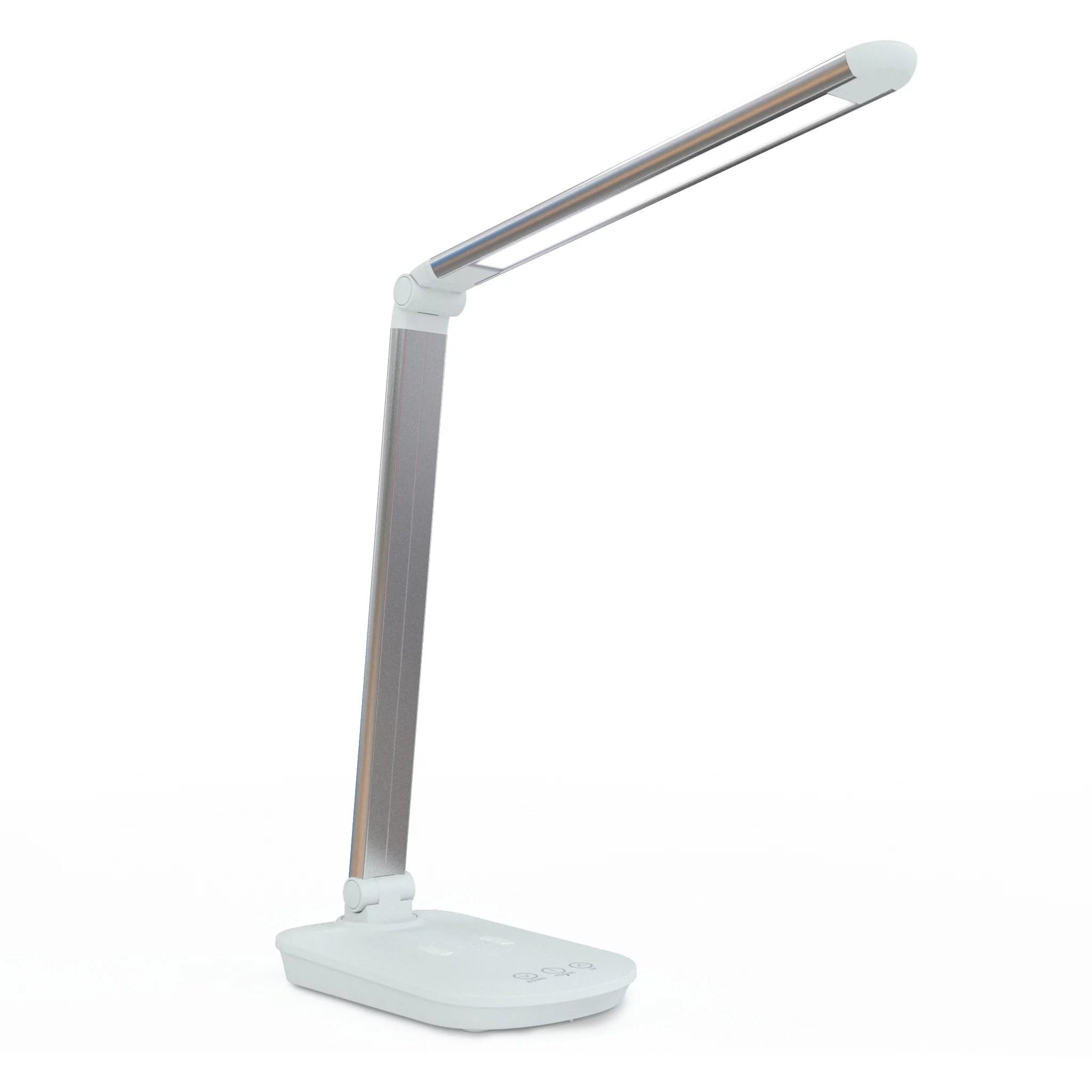 tzumi wireless charging lamp