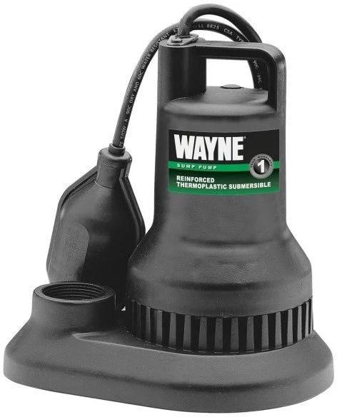 Sump Pump Walmart : walmart, Wayne, Wst33, 1/3HP, Walmart, Inventory, Checker, BrickSeek