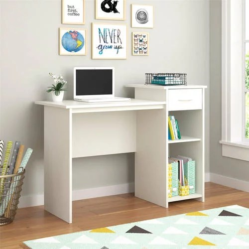 Mainstays Student Desk with Easyglide Drawer Multiple