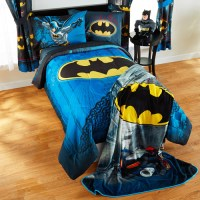 Batman 'Guardian Speed' Twin/Full Bedding Comforter ...