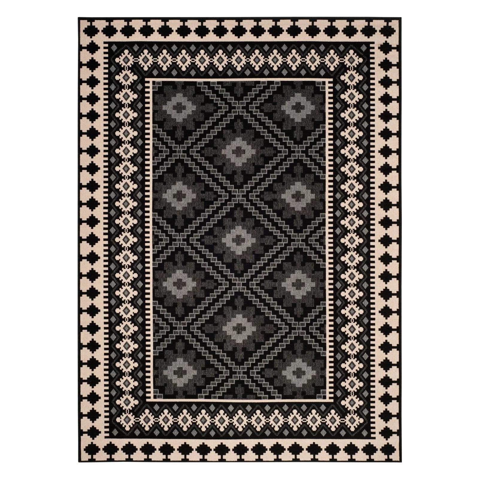 safavieh veranda magna southwestern indoor outdoor area rug walmart com