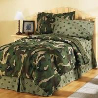 Hometrends Camouflage II Comforter Set - Walmart.com