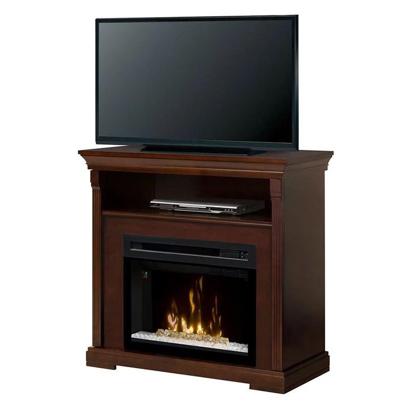 Dimplex Thorton Entertainment Center Electric Fireplace