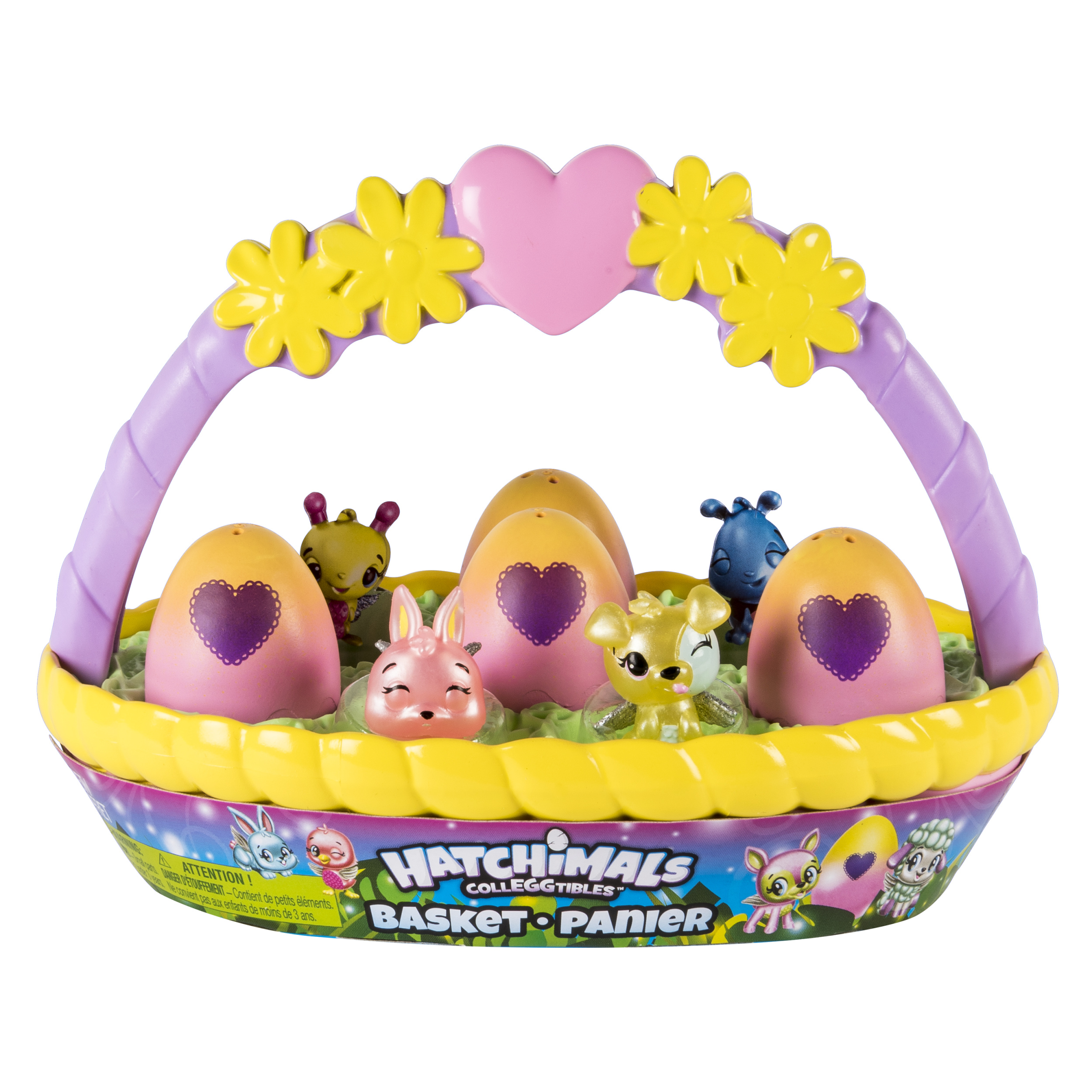 buy hatchimals colleggtibles basket