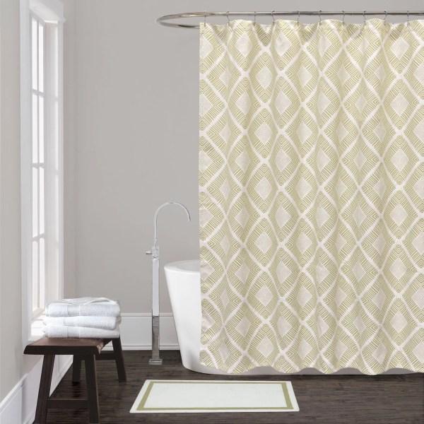 Lamont Home Equinox Shower Curtain - 100 Cotton