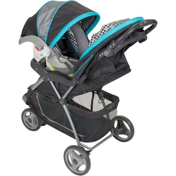 Baby Trend Ez Ride 5 Travel System Stroller And Infant Car Seat - Houndstooth 90014018115