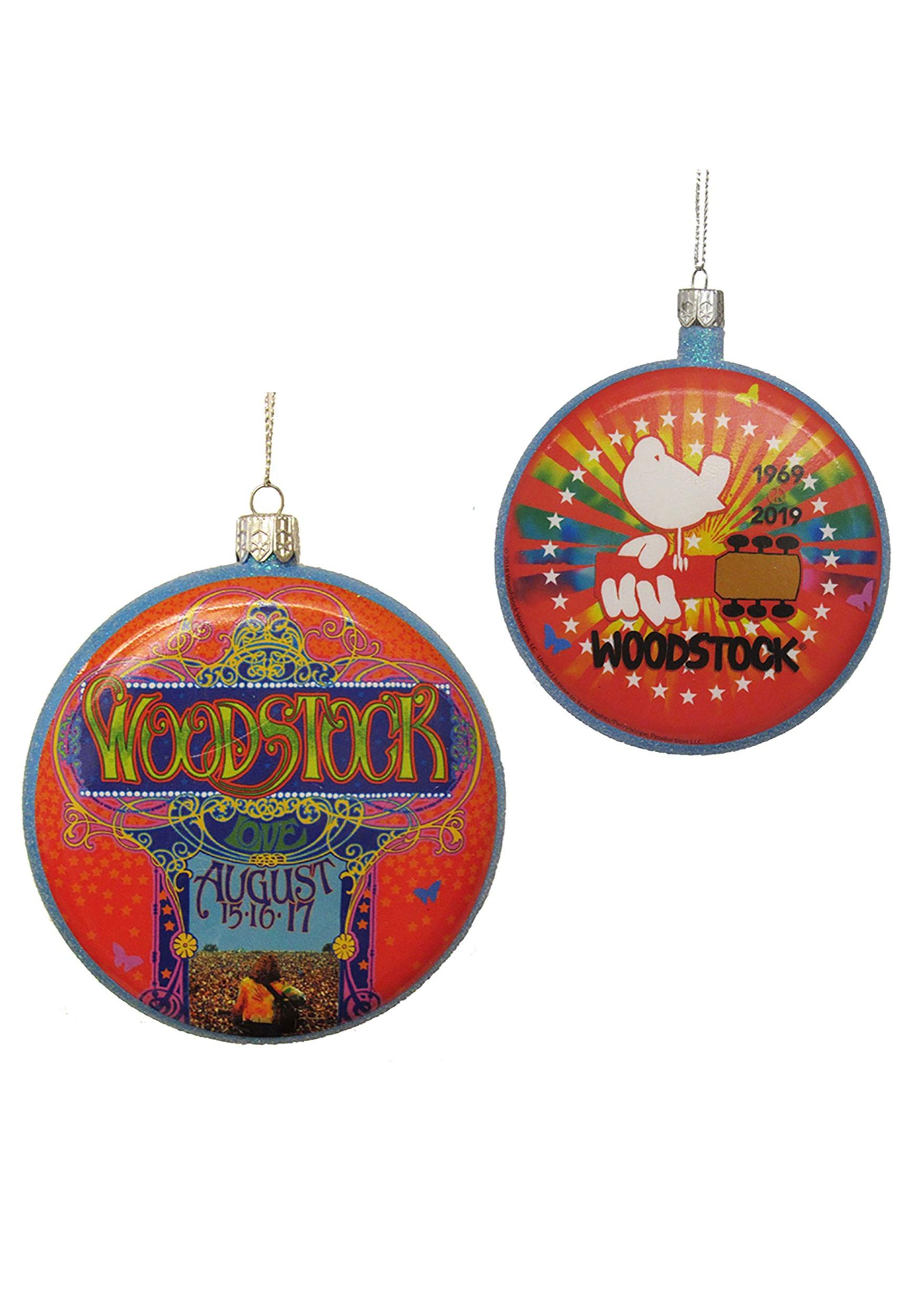 woodstock 50th anniversary christmas