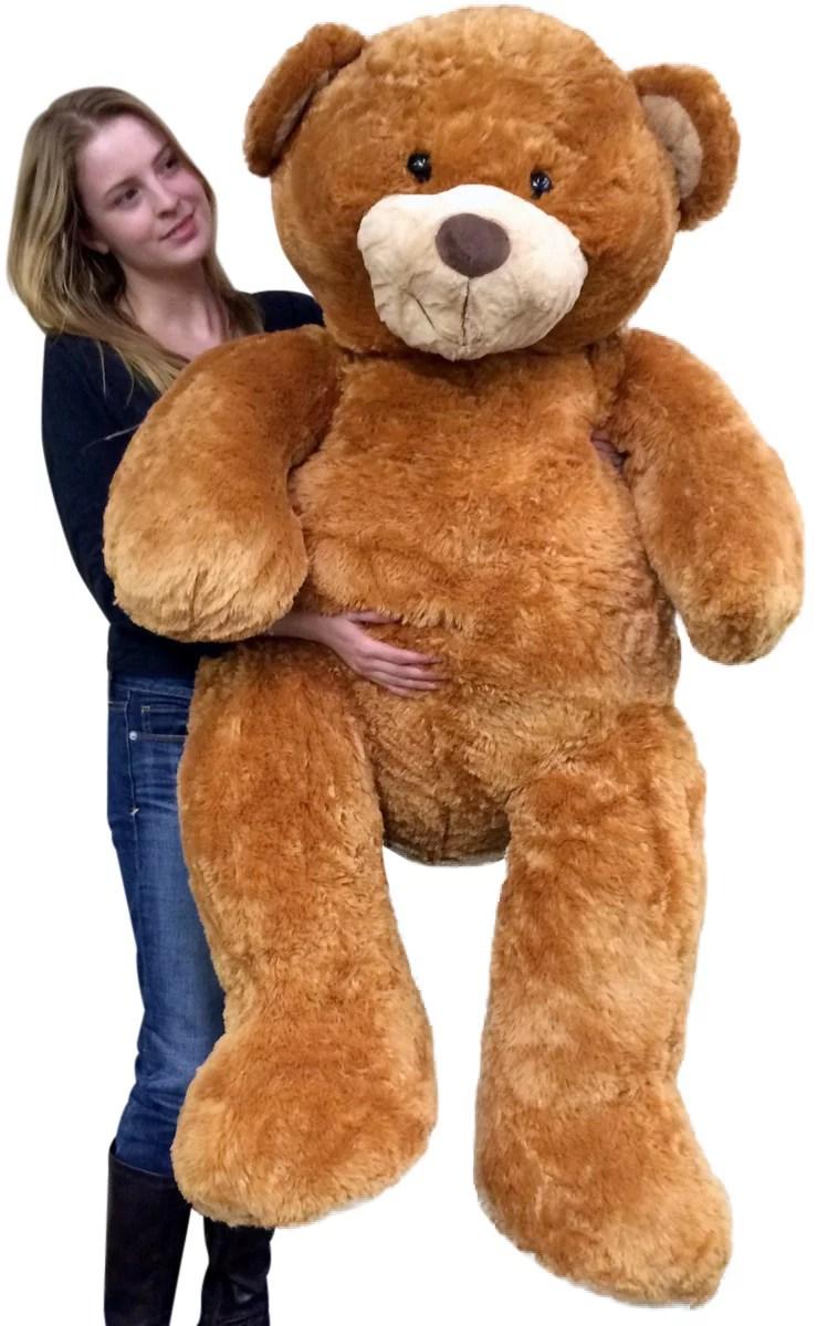 giant 5 foot teddy