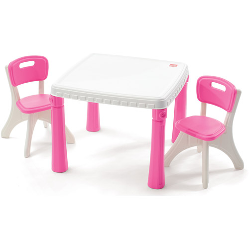 step 2 chair leather reclining chairs step2 lifestyle kids table and set multiple colors walmart com