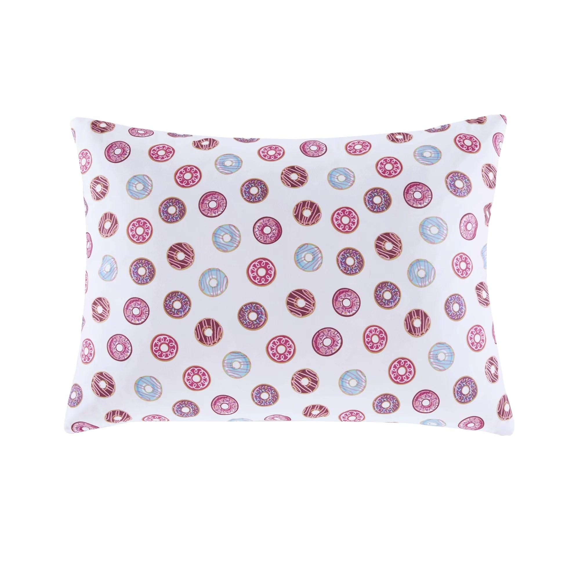 mainstays mainstays microfiber travel pillow cover 1 each walmart com