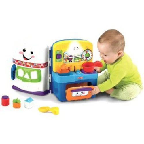 fisher price kitchens kitchen tables round fisher-price laugh & learn learning - walmart.com