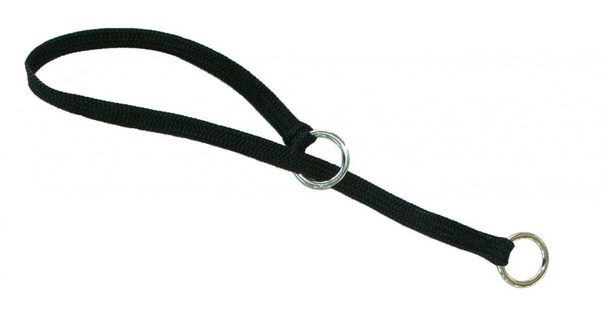 Resco American-Made Braided Choke Collar for Dogs, 14