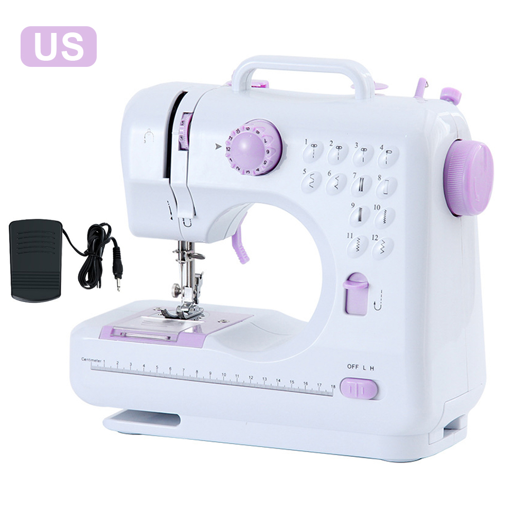 Leking Portable Sewing Machine With 12 Built In Stitches Easy To Use Sewing Machine For Beginners Adult Children Walmart Canada