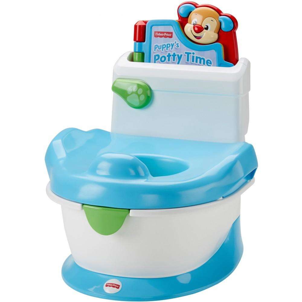 singing potty chair adirondack cushion fisher price laugh learn with puppy walmart com