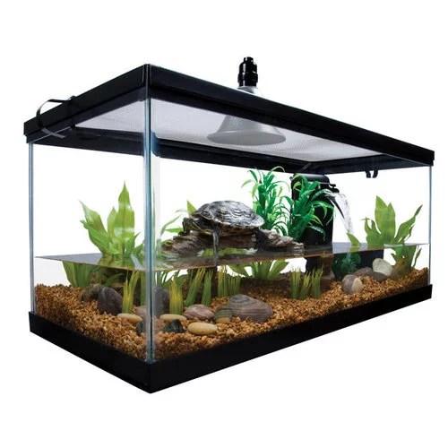 Aquaculture 20 Gal Aquatic Reptile Kit  Walmartcom